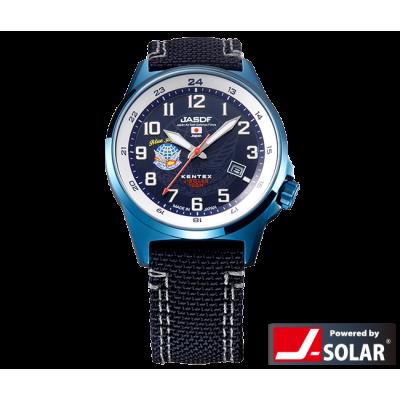 Японские часы на солнечной батарее Kentex Blue Impulse